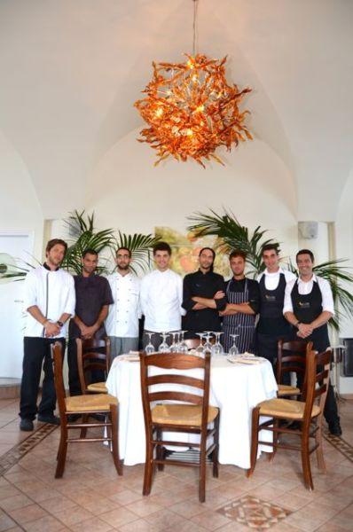 Selene Restaurant Santorini Staff1