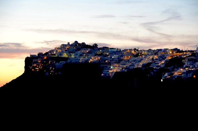Sunset on Santorini1