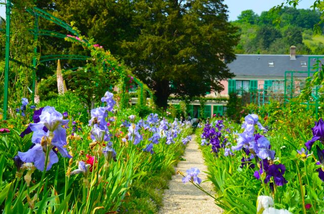 Claude Monet Garden Visit Giverny06