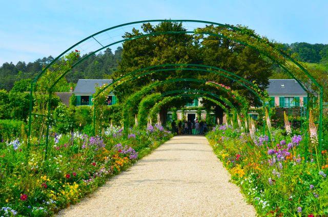 Claude Monet Garden Visit Giverny07