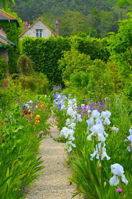 An Afternoon at Claude Monets Garden in Giverny France Travels