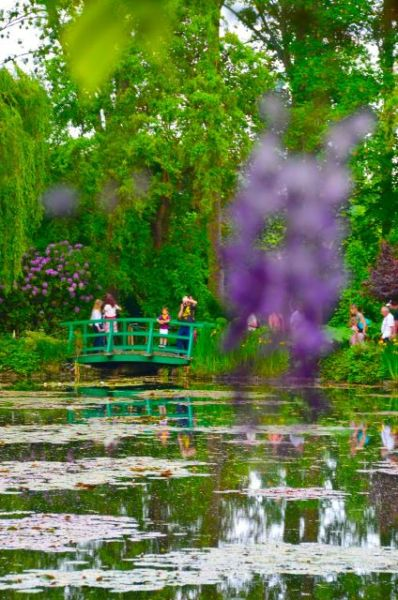 Claude Monet Garden Visit Giverny50