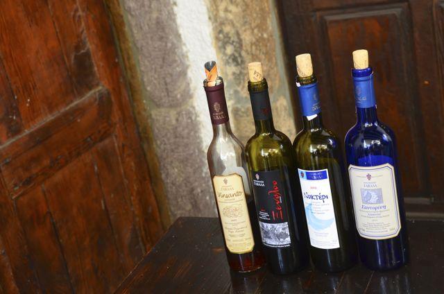 Santorini wine tasting Greek wine15