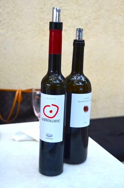 Santorini wine tasting Greek wine72