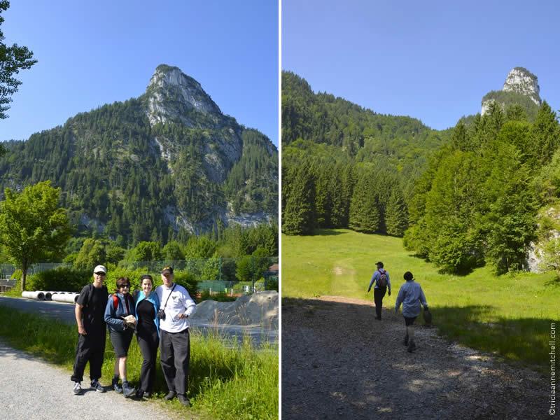 Climbing Kofel Oberammergau 4