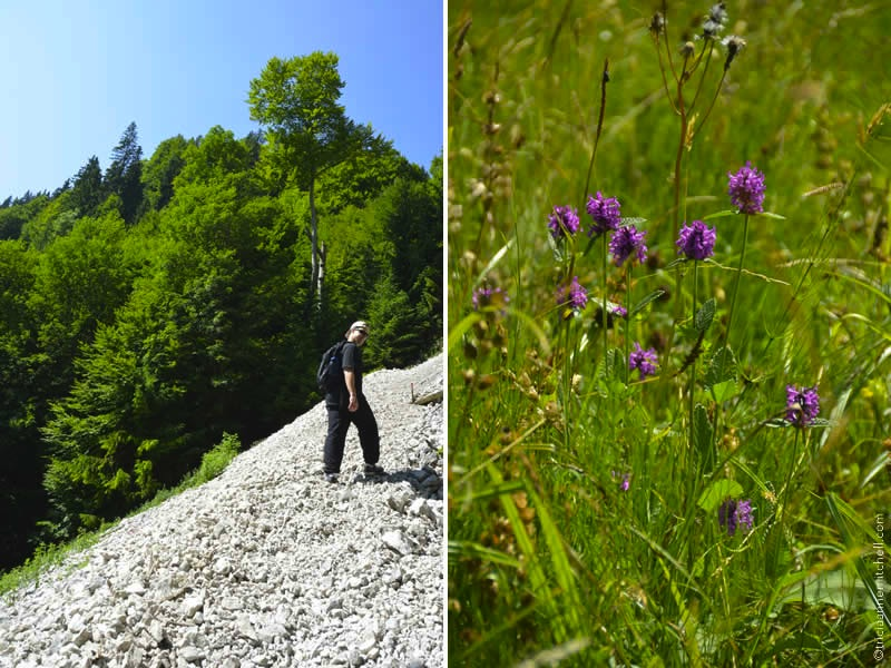 Kofel Climb Oberammergau
