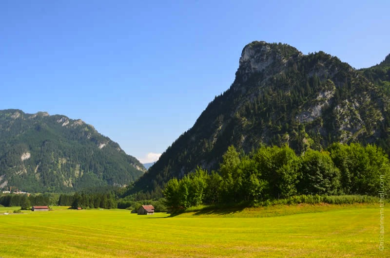 Kofel Oberammergau hiking