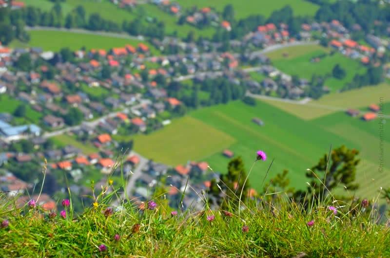 Kofel Oberammergau peak 6