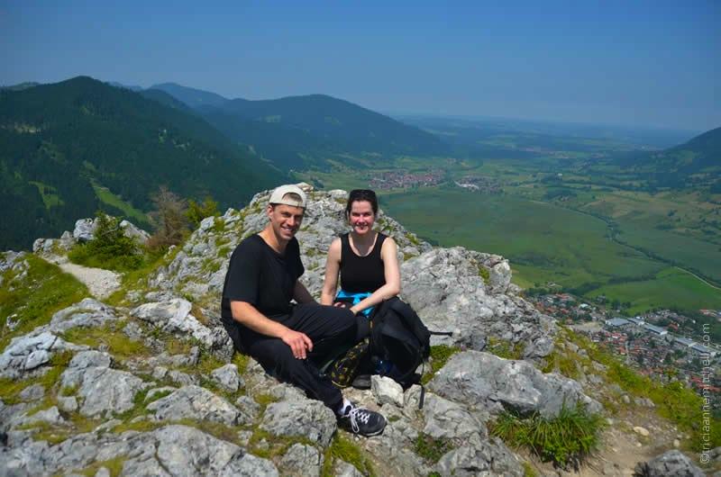 Kofel Peak Oberammergau