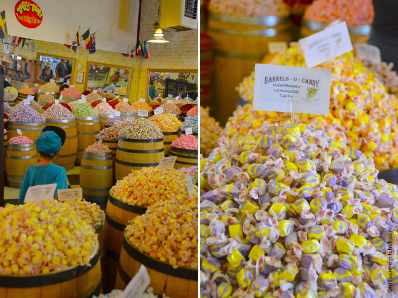 Virginia City Candy Shop