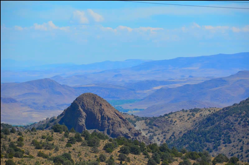 Virginia City Landscape