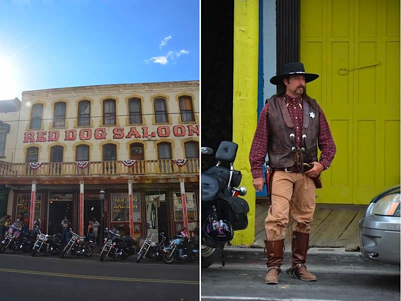 Virginia City Scenes