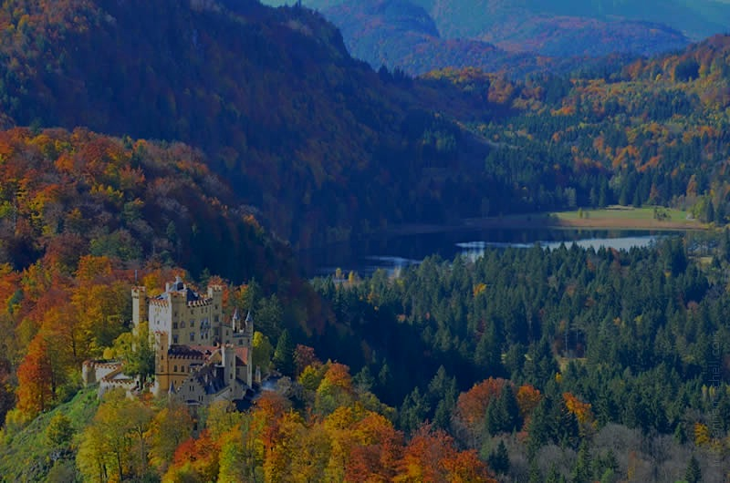 Neuschwanstein Castle Germany 13
