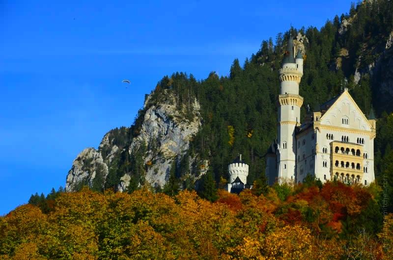 Neuschwanstein Castle Germany 24