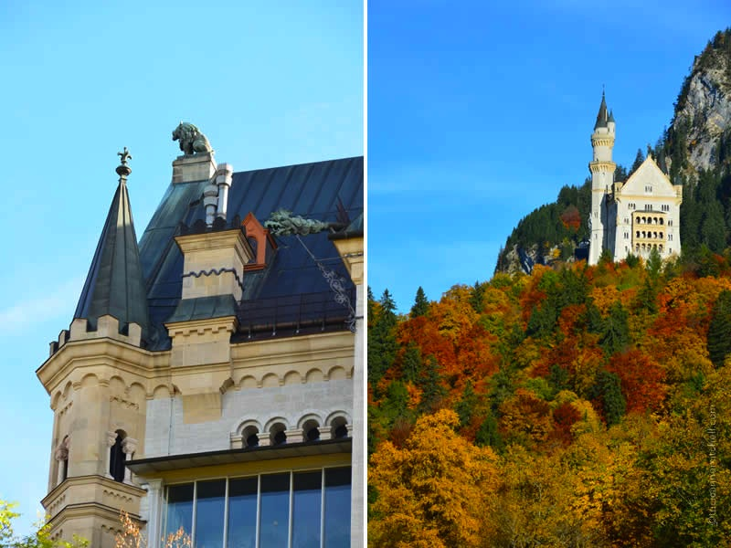 Neuschwanstein Castle Germany 32