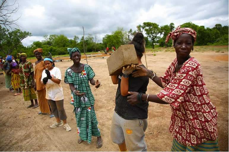 buildOn school in Mali