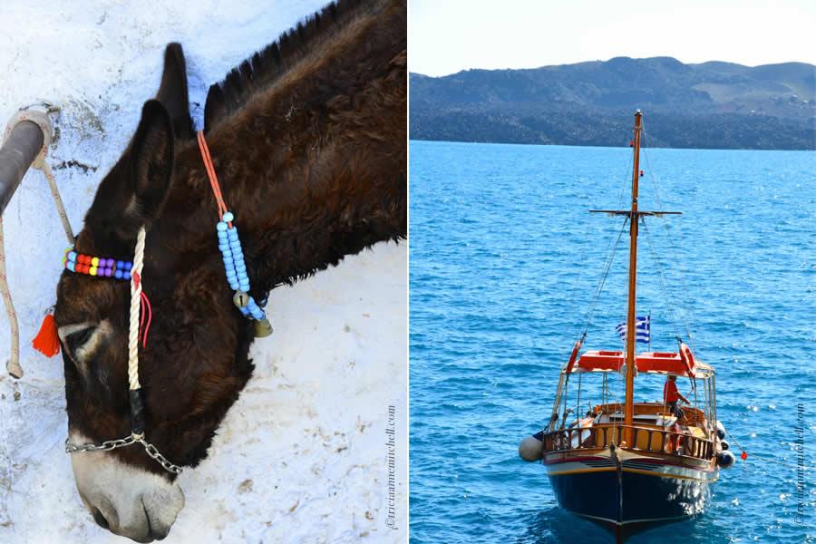 Santorini Boat and Volcano Tours Nea Kameni 5