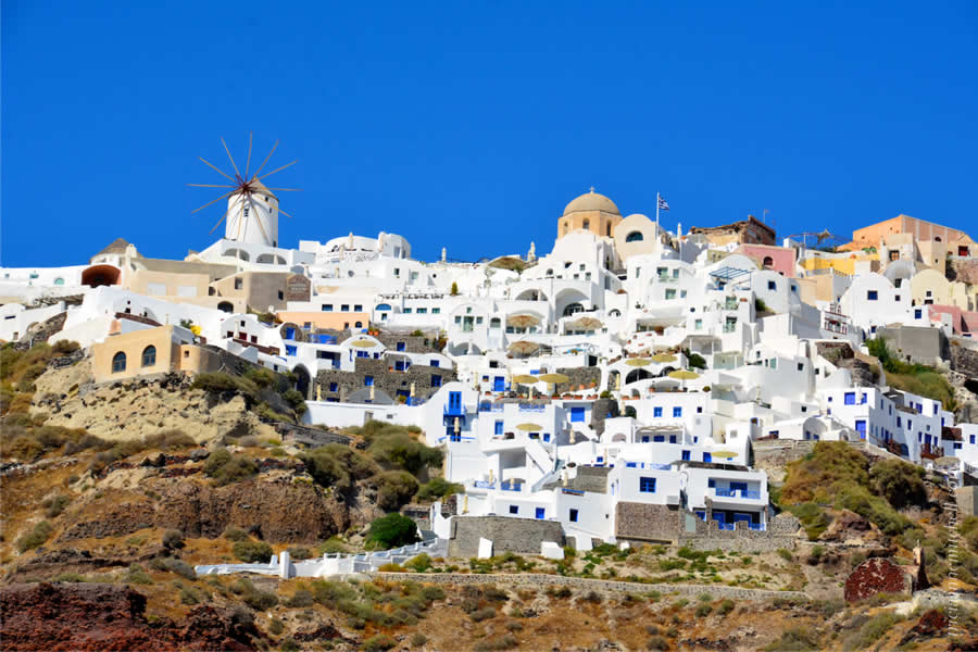 Santorini Volcano Tour and Caldera Oia7