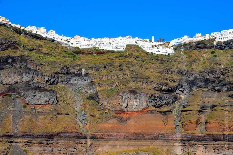 Santorini Volcano Tour Fira