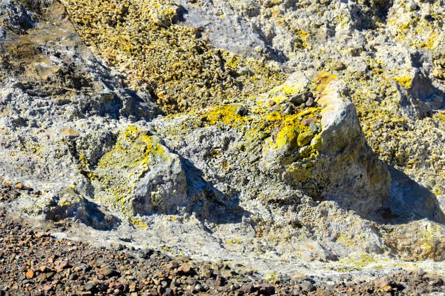 Santorini Volcano Tour Nea Kameni 7