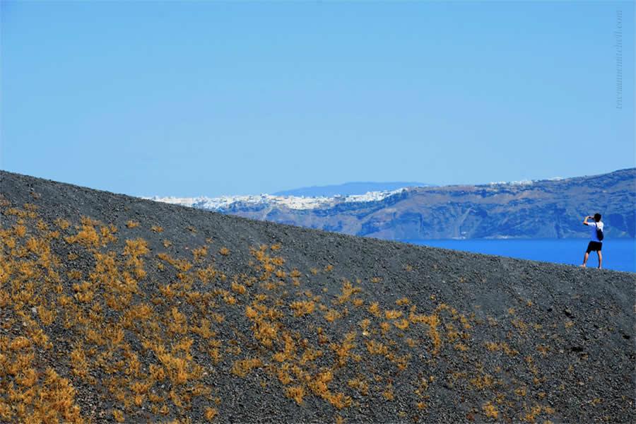 Santorini Volcano Tour Nea Kameni