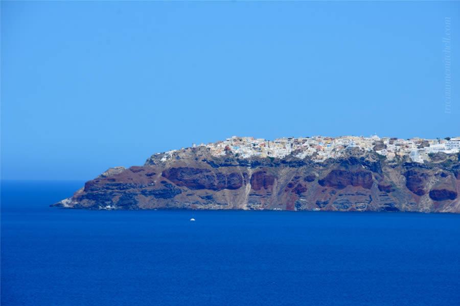 Santorini Volcano Tour Oia