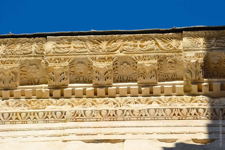Jupiter Theater Split Croatia - Detail