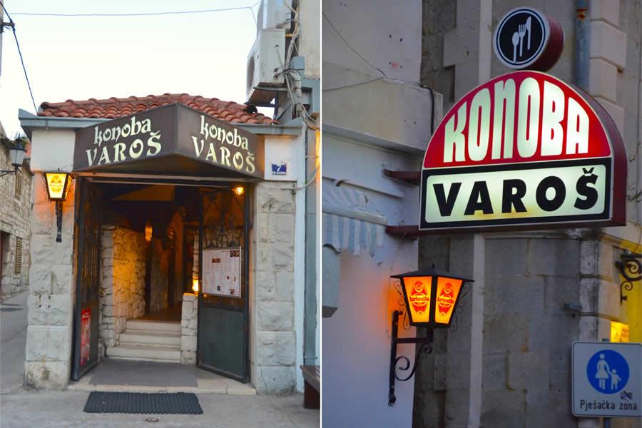 Konoba Varos - Split Croatia