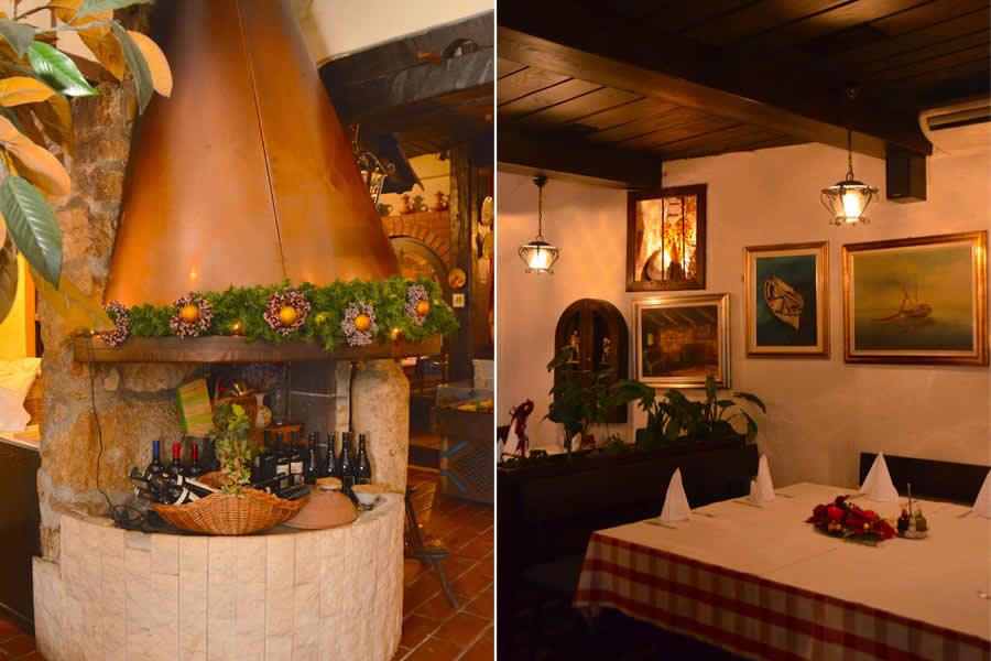 Restaurant Varos - Split Croatia