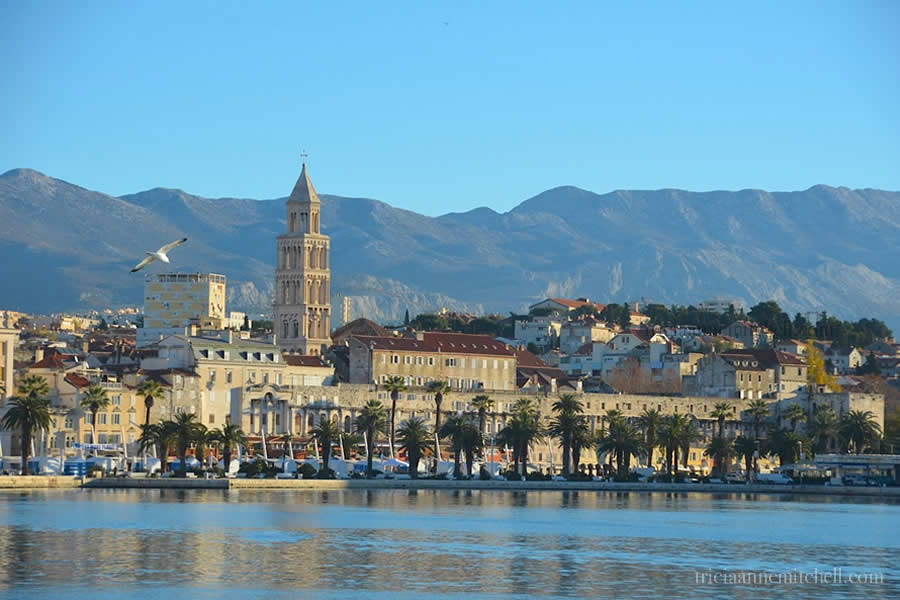 Split Croatia  city pictures gallery : Making a 'Split Decision' in Croatia | Travels with Tricia A ...