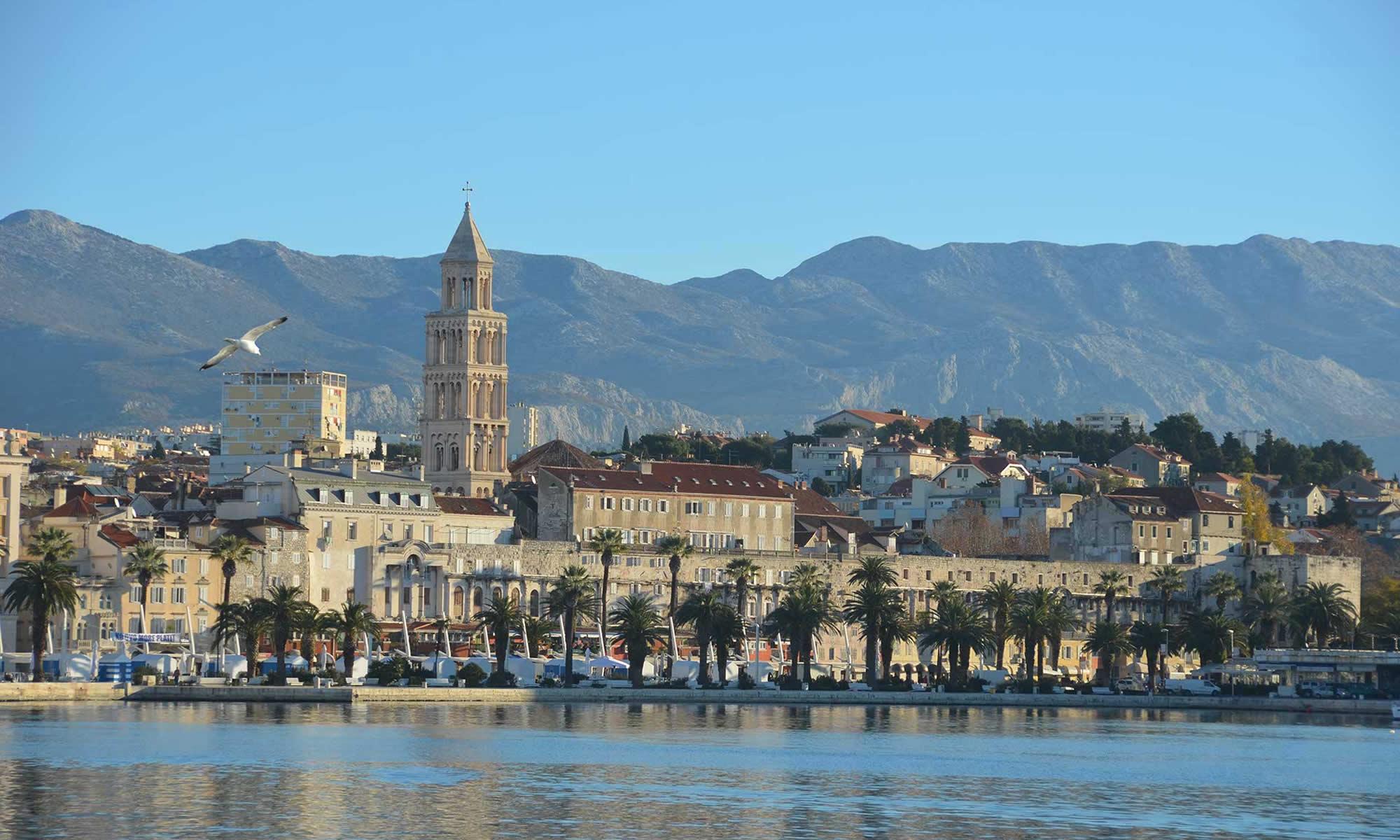 split-riva-croatia