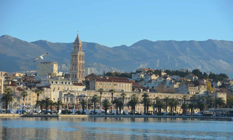 split-riva-croatia