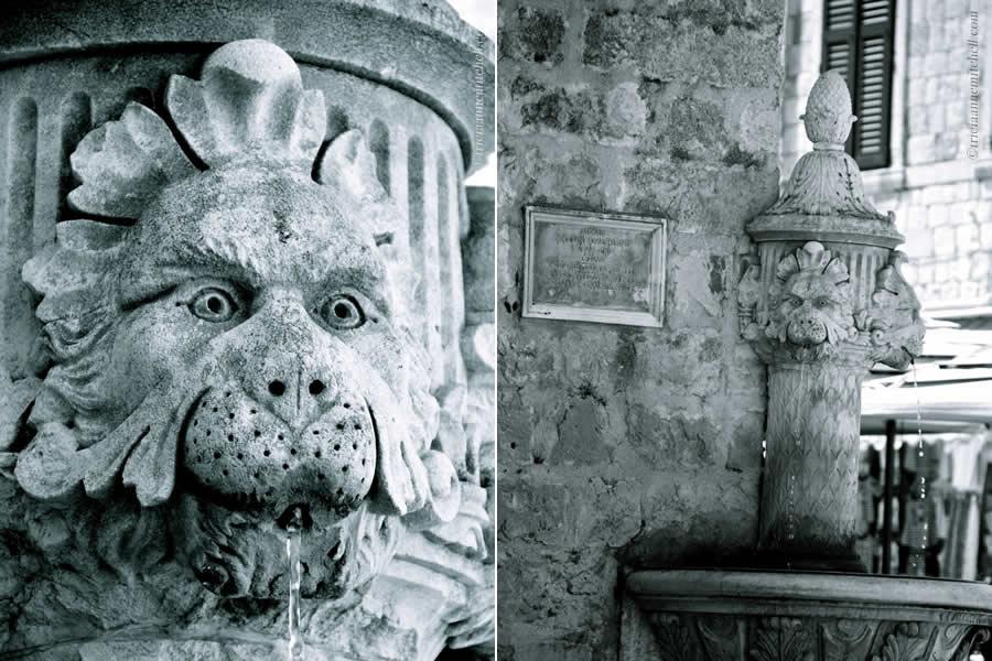 Dubrovnik-Architecture-Fountains-Croatia 2