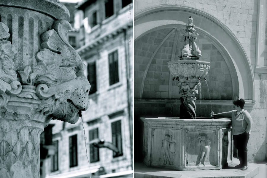Dubrovnik-Architecture-Fountains-Croatia