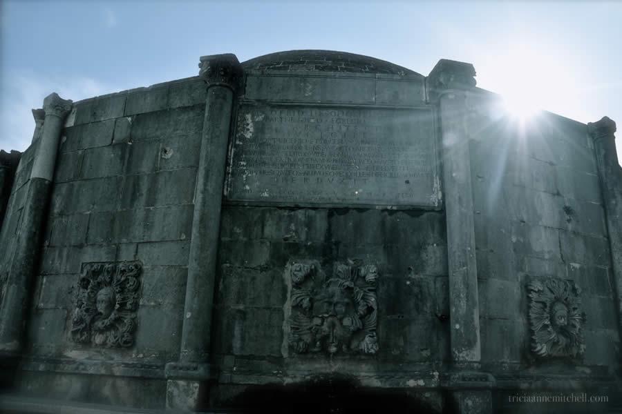 Dubrovnik-Great-Onofrio-Fountain-Architecture-Tricia-A-Mitchell