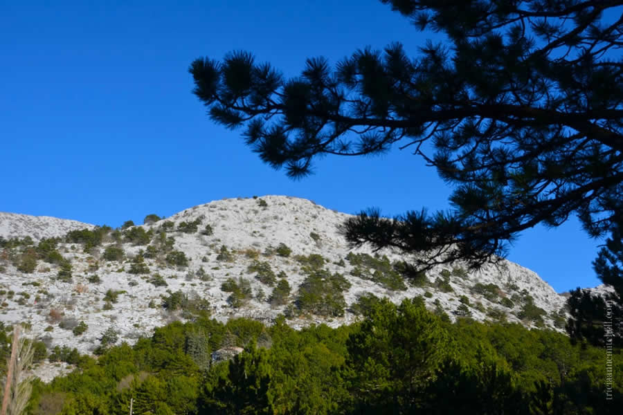 Hiking Mosor Croatia Split