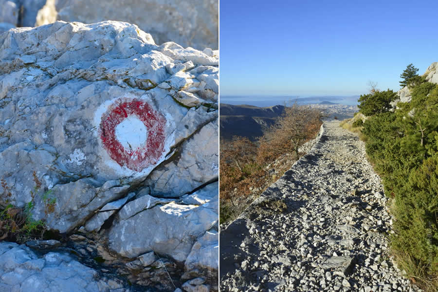 Hiking Mosor Mountain Split Croatia 2