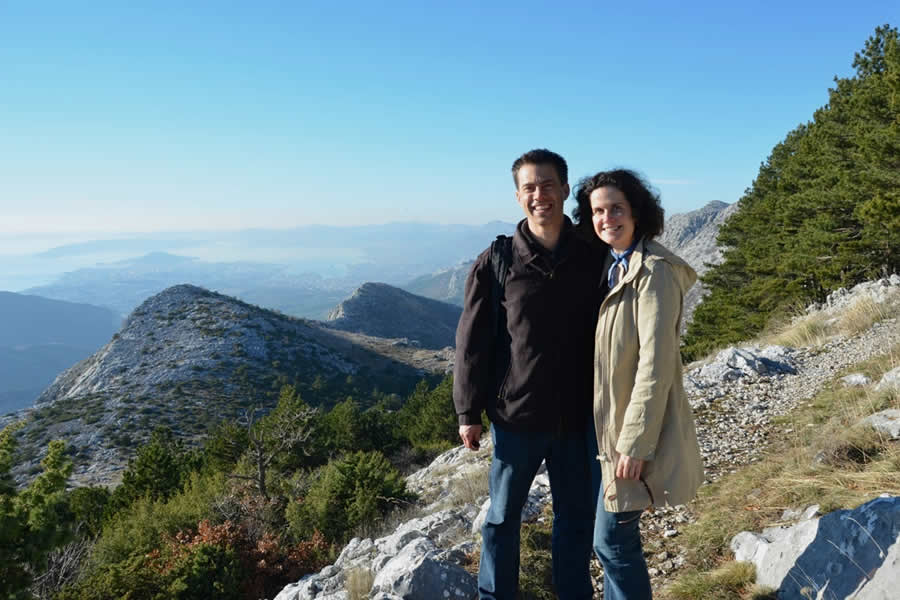 Hiking Mosor Split Croatia