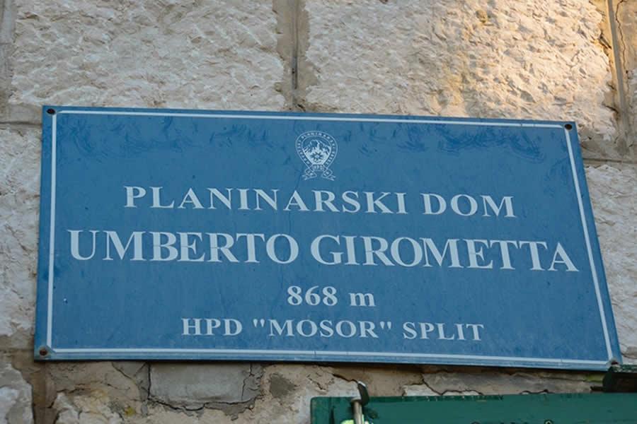 Umberto Girometta Mosor