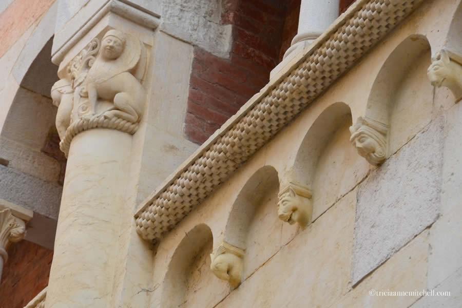Duomo di Modena Cathedral architecture