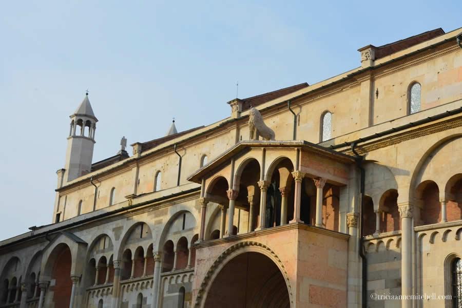 Duomo Modena Cathedral Architecture