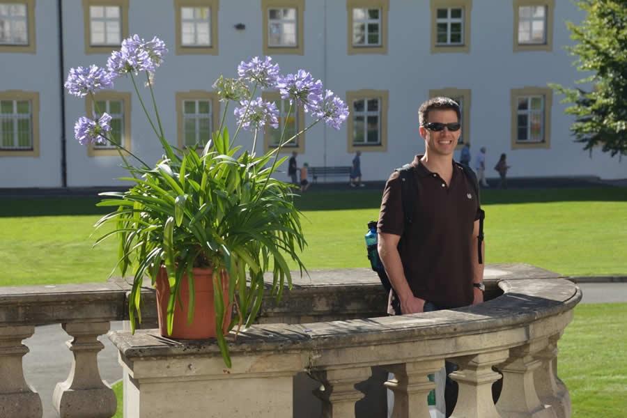 Ettal Monastery Bavaria Germany