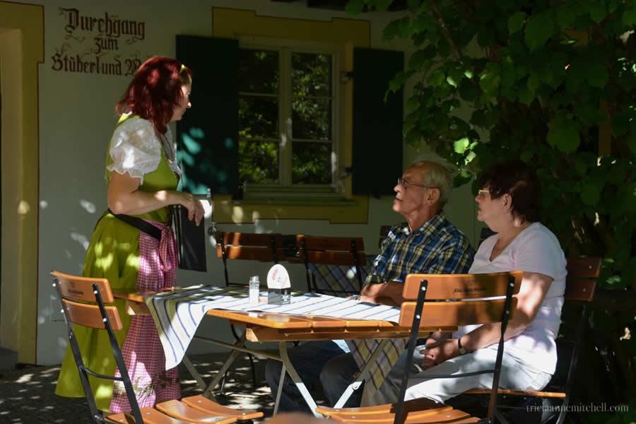 Ettal Monastery Cafe