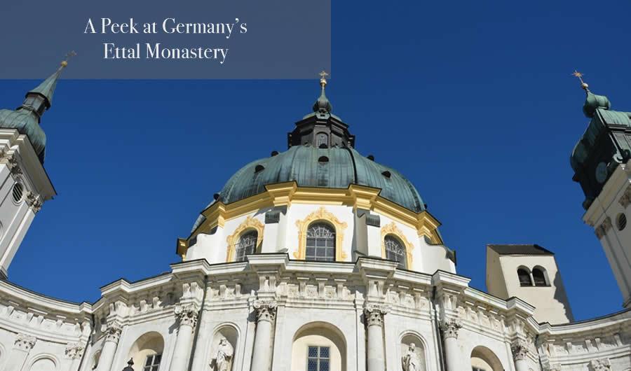 Ettal-Monastery-Germany-Kloster-Ettal