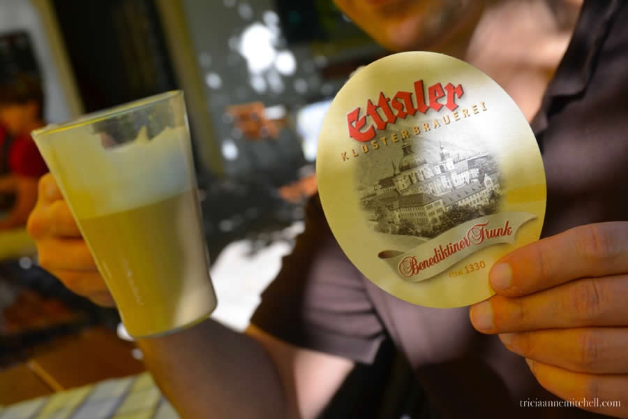 Ettaler Brauerei Coaster Germany