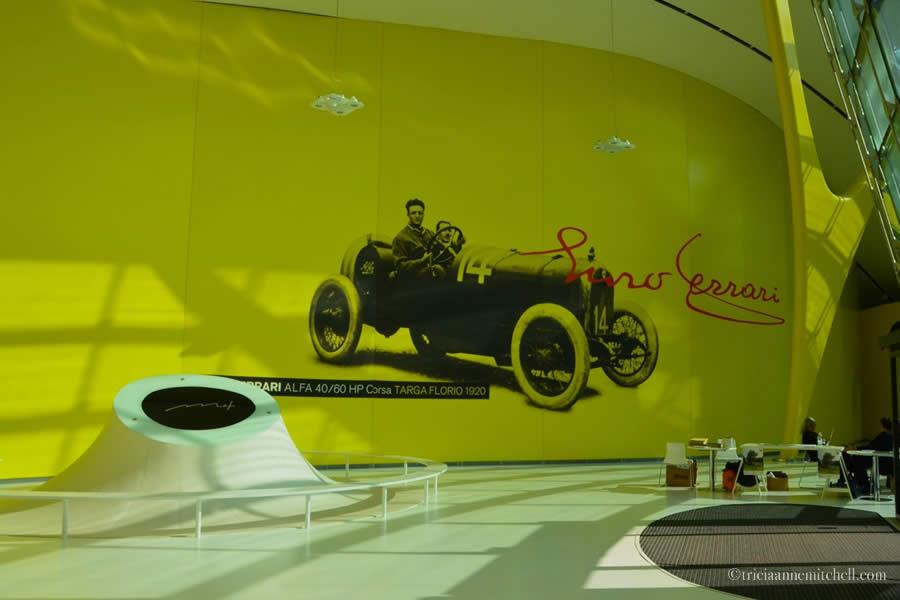 Ferrari Museum Modena Italy 4