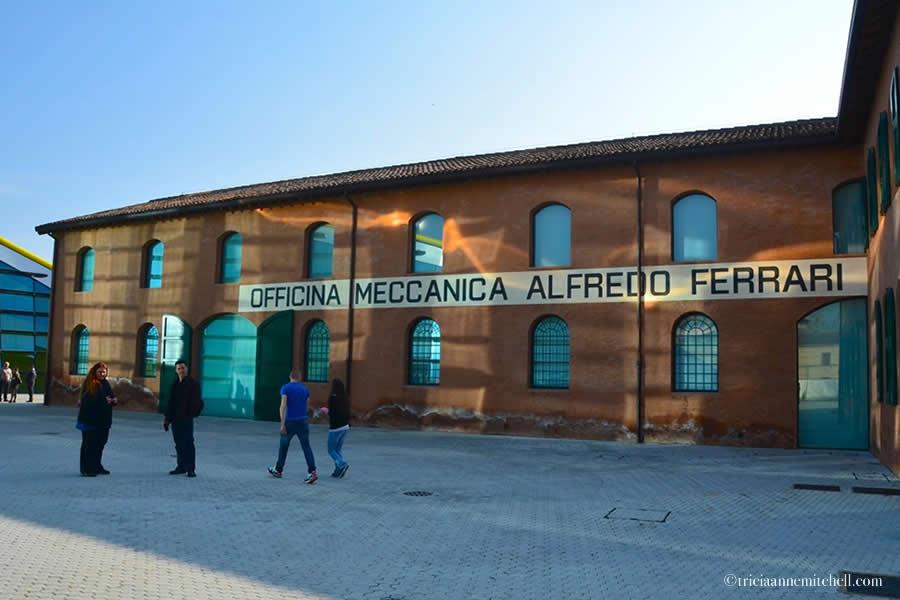 Ferrari Museum Modena Italy Alfredo Ferrari