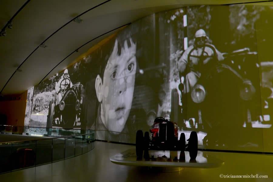 Ferrari Museum Modena Italy Presentation