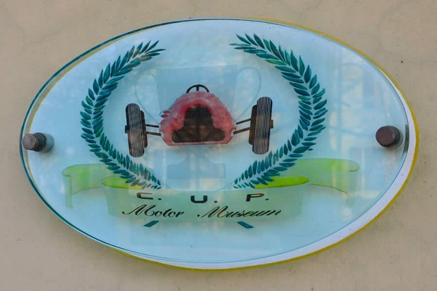 Hombre Cheese Motor Museum Modena Italy