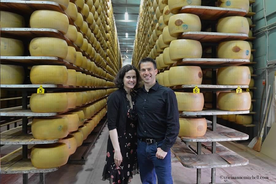 Hombre Parmigiano-Reggiano Farm Modena